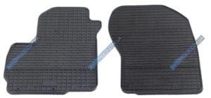 Резиновые коврики в салон Citroen C-Crosser 2007-2013, 2шт. (Stingray)