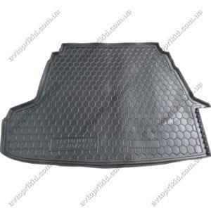 Багажник полимерный, Hyundai Sonata 2010-> (Avto-Gumm)