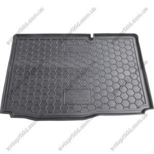 Багажник полимерный, Ford B-Max 2012->  нижняя полка (Avto-Gumm)