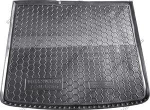 Багажник полимерный, Volkswagen Touareg 2002-2010(Avto-Gumm)