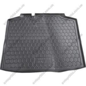 Багажник полиуретановый, Skoda Rapid 2012-> спейсбек(Avto-Gumm)