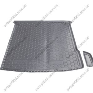 Багажник полимерный, Mercedes ML-класс 2012-> (Avto-Gumm)