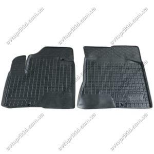 Полиуретановые коврики в салон Hyundai SantaFe 2006-2010, 2шт.(Avto-Gumm)