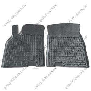 Полиуретановые коврики в салон Renault Megane 2009->, 2шт.(Avto-Gumm)