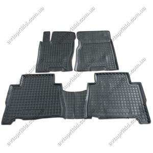 Полиуретановые коврики в салон Kia Mohave 2008-> 5мест, 4шт.(Avto-Gumm)