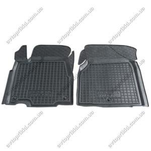 Полиуретановые коврики в салон Acura MDX 2006-2014, 2шт.(Avto-Gumm)