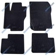 Резиновые коврики в салон Mercedes ML-класс 2005-2011, 4шт. (Бютжет)
