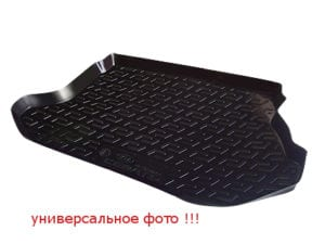 Багажник резинопластиковый, Skoda Fabia 2007-2014 универсал (Lada Locker)
