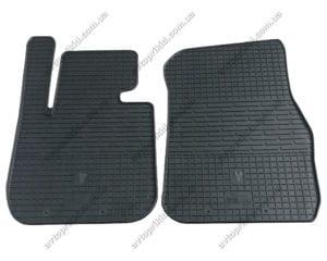 Резиновые коврики в салон BMW 3 серии 2012->, 2шт. (Stingray)