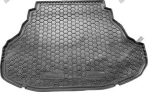 Багажник полимерный, Toyota Camry 2012-> Elegance/Premium (Avto Gumm)