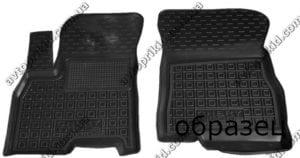 Полиуретановые коврики в салон Infiniti FX 2003-2008, 2 шт. (Avto-Gumm)
