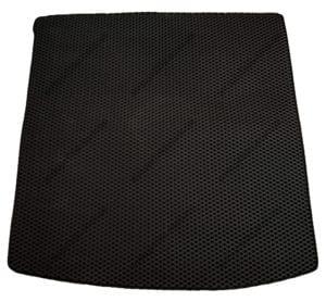 Севиленовые, ячейчастый коврик в багажник Volkswagen Golf VII 2012-> универсал, чёрный (EVA)