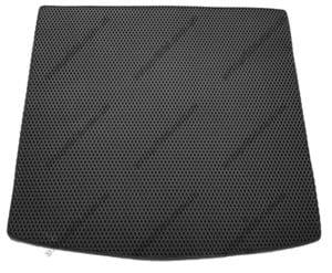 Севиленовый, ячейчастый ковёр в богажник Volkswagen Touareg 2018->, серый (EVA)