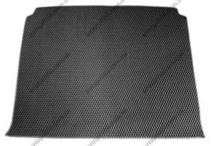 Севиленовый, ячейчастый ковёр в богажник Mercedes Citan 2013->  серый (EVA)