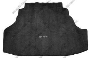 Текстильный коврик в багажник Lexus ES 350, 2007-2012 (Оригинал)