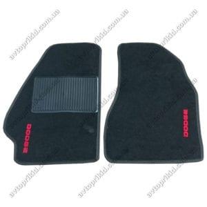 Текстильные коврики в салон Dodge Nitro 2006-2011, 2шт.(Украина, ML)