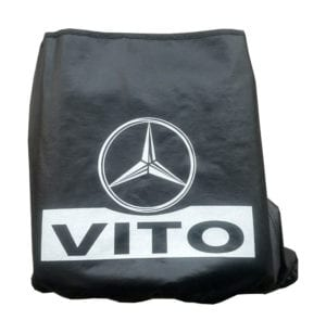 Чехол капота Mercedes Vito 1996-2003